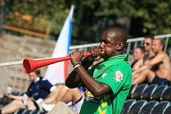 vuvuzela forever