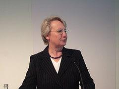 Bundesministerin Dr. Annette Schavan