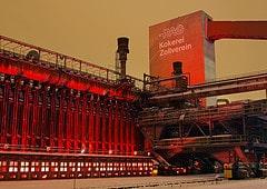 Zollverein Ruhr 2010