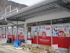 ROSSMANN eröffnet am 4.2.2010 in Oberau