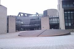 Eingang Neuer Landtag, Düsseldorf