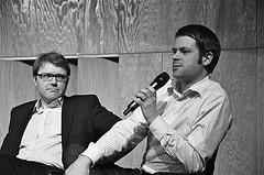 Marc Jan Eumann und Björn Böhning