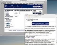 Phishing the IRS
