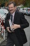 BERLIN - OCTOBER 08:  Hermann Otto Solms, lead...