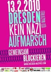 Dresden Plakat 13.02.2010