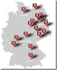 Höffner-Standorte