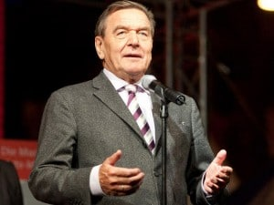 Schröder 300x2251 Altkanzler Schröder: Christlicher Fundamentalismus bedroht Demokratie