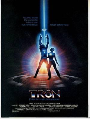 Tron one sheet