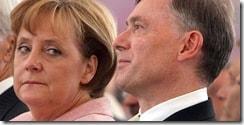 Merkel - Köhler