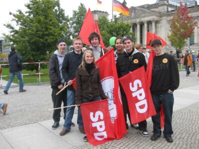 SPD-Jusos Kreis Warendorf