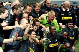 Borussia Mönchengladbach, der Sieger beim Onlineprinters 2011