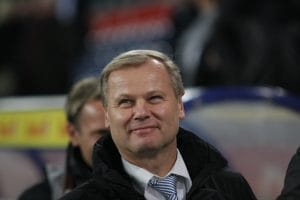 MSV Duisburg Geschäftsführer Roland Kentsch