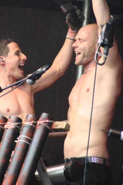 """""""Bubble Beatz"""" auf dem Traumzeitfestival 2011 - Foto: Thomas Rodenbücher"""