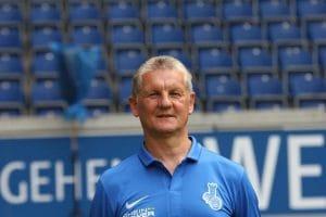 Ex-Co-Trainer Uwe Schubert