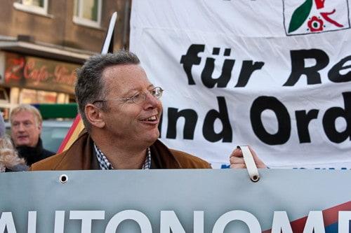 Pro NRW-Chef Beisicht freut sich über Neuzugang. Bild: ruhrbarone.de