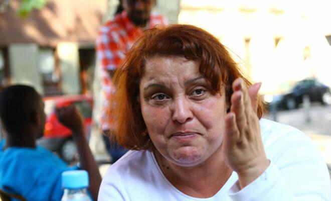 Die Zigeunerbaronin: Vasilka Bettzieche, Foto XN