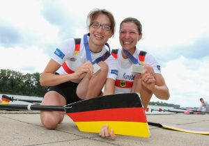 Lena Müller und Anja Noske (Foto: Oliver Quickert, www.rudern.de)