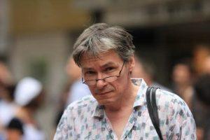 Autor und Verleger Reinhard Matern