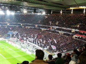 Eintracht - Dortmund
