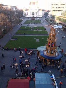 König-Heinrich Platz Foto: Privat