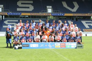 Die Mannschaft des MSV Duisburg in der Saison 2015 / 2016