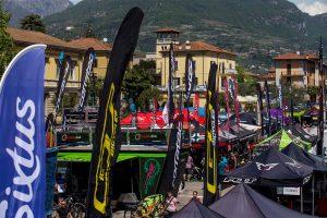 ziener bike festival Garda Trentino 2015 - Expo Area XXX Honorarfreie Nutzung im Zusammenhang mit der redaktionellen Berichterstattung zum ziener bike festival riva del garda 2015, Kontakt: Oliver Kraus (Kraus PR), +49 (0)178 1321656, INFO@kraus-pr.de XXX
