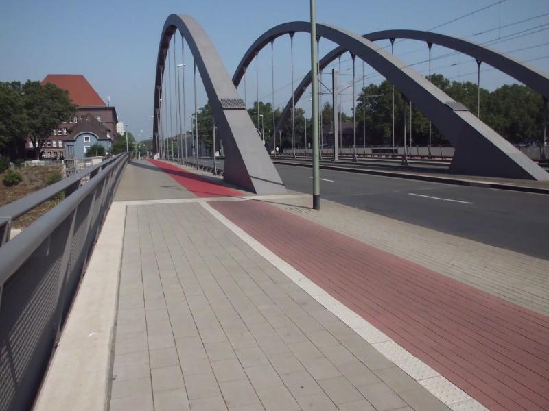 Brücke des Kanals 1 - (c) Reinhard Matern