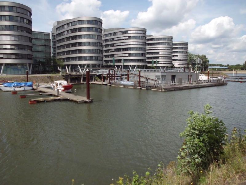 Gebäude 3, Marina - (c) Reinhard Matern