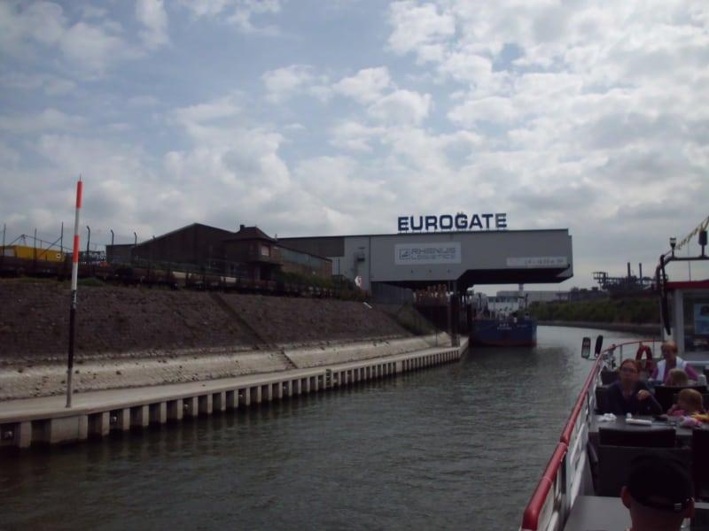 Außenhafen 1 - (c) Reinhard Matern