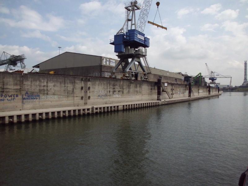 Außenhafen 2 - (c) Reinhard Matern