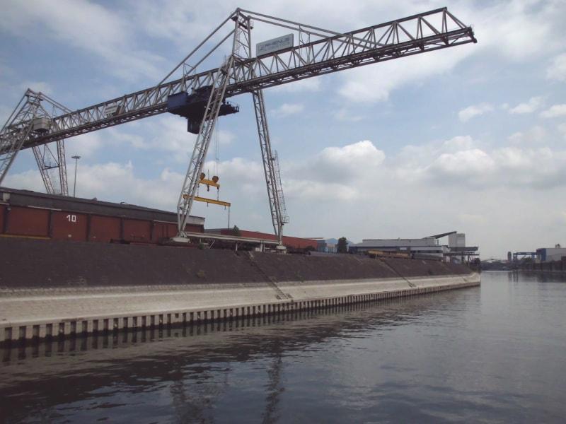 Außenhafen 3 - (c) Reinhard Matern