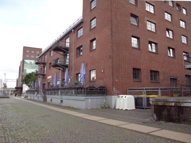 Gebäude 4 - (c) Reinhard Matern