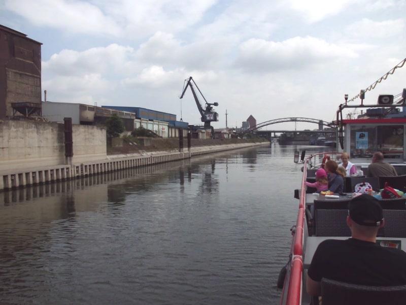 Außenhafen 6, an der Grenze zur Alt- und Innenstadt - (c) Reinhard Matern