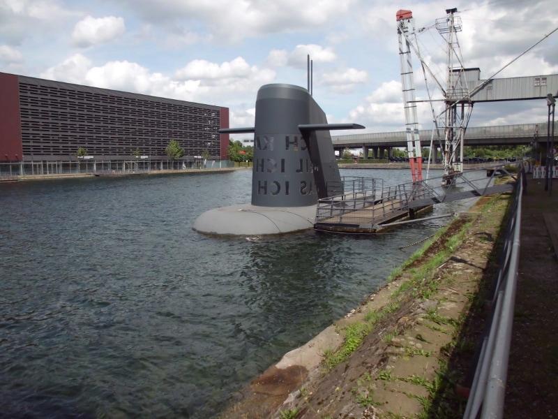 Ein U-Boot? - (c) Reinhard Matern