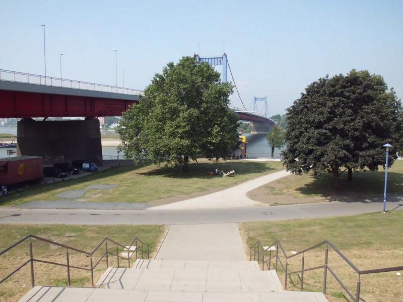 Friedrich-Ebert-Brücke 1 - (c) Reinhard Matern