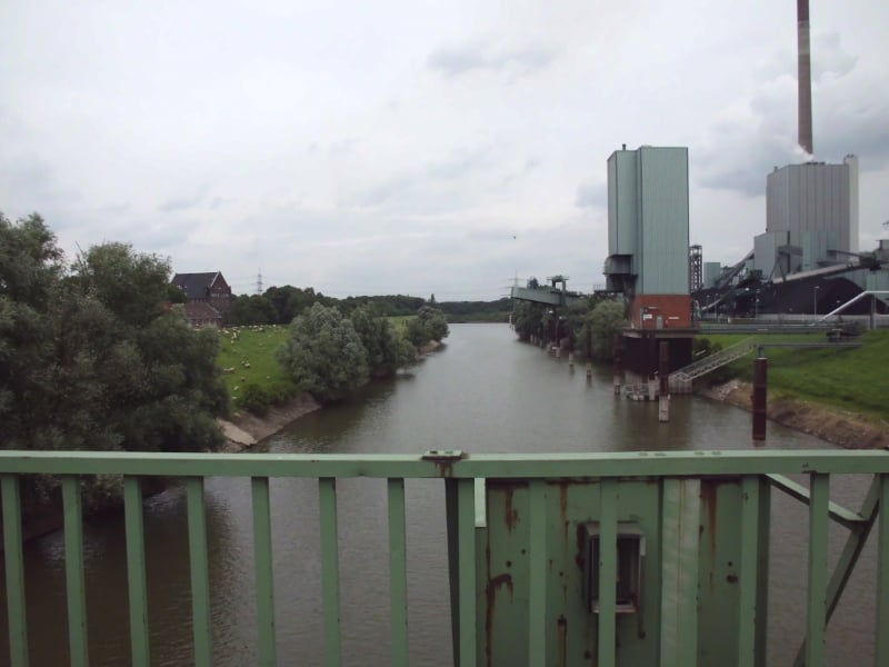 Hafen 3 Durchfahrt - (c) Reinhard Matern