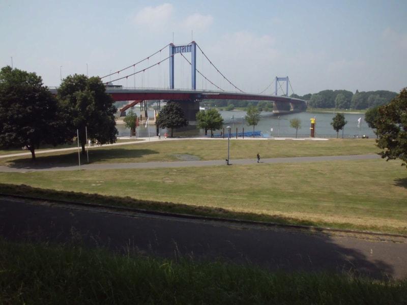 Friedrich-Ebert-Brücke 2 - (c) Reinhard Matern