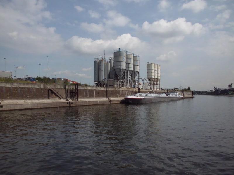 Ruhrorter Hafen 4 - (c) Reinhard Matern