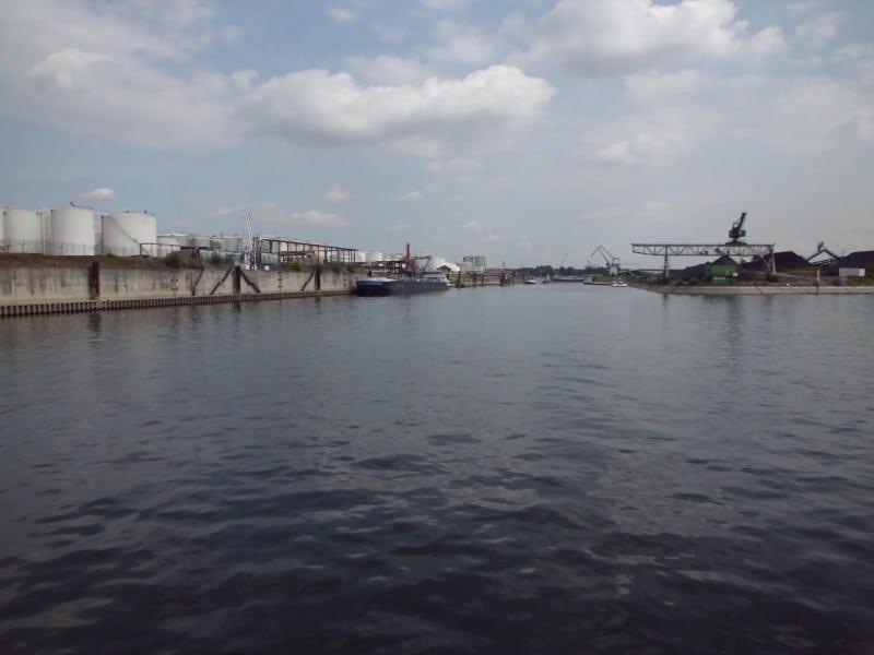 Ruhrorter Hafen 5 - (c) Reinhard Matern