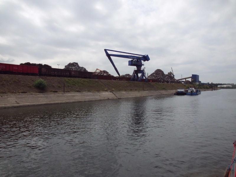 Ruhrorter Hafen 8 - (c) Reinhard Matern