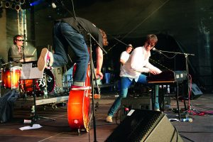 Rock 'n' Roll mit Bastian Korn & The Flaming Shoes