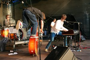 Bastian Korn and The Flaming Shoes - Foto: Duisburg Kontor GmbH