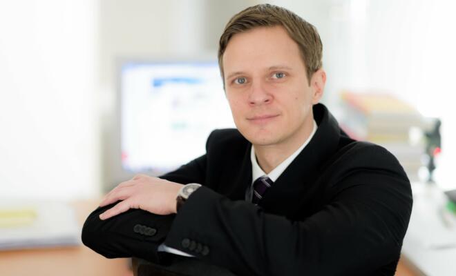Prof. Dr. Lars Libuda, Foto: UDE/Frank Preuß