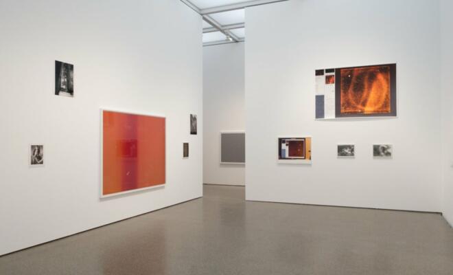 """Installationsansicht, Wolfgang Tillmans """"Folkwang Raum"""" im Museum Folkwang © Wolfgang Tillmans; Museum Folkwang, Foto: Jens Nober"""