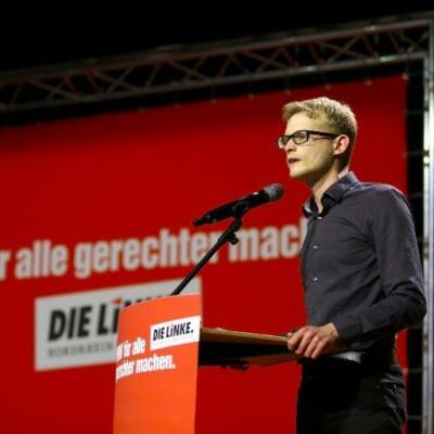 Jasper Prigge - Foto: DIE LINKE NRW