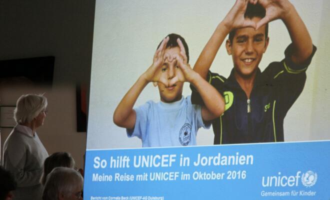 © UNICEF AG Duisburg / S.Beimel