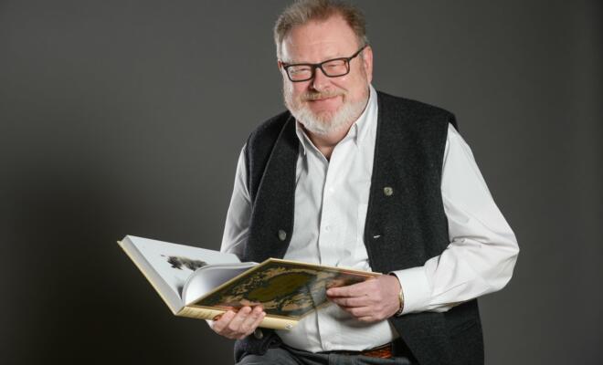 Wolfgang Hausmann Foto: Köhring