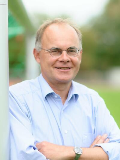 Prof. Dr. Ulf Gebken - Foto: UDE