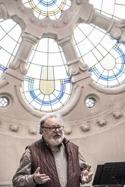 Wolfgang Hausmann Foto: Peter Jacques