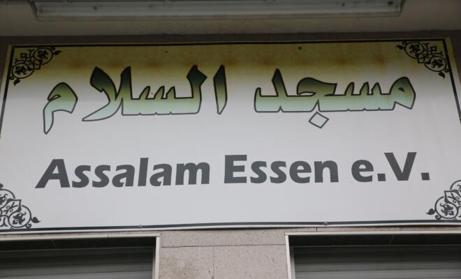 Assalam-Moschee - Foto correctiv.ruhr